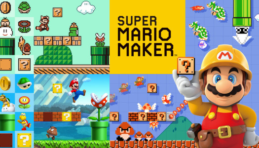Super Mario Maker Stage Coming to Smash Bros. Wii U/3DS on Sep. 30