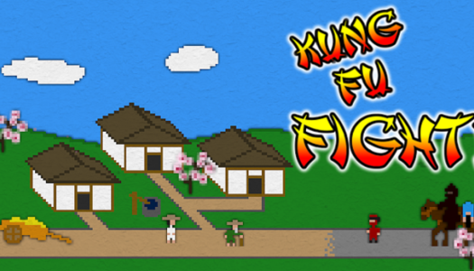 Kung Fu FIGHT! Releasing August 6th