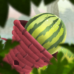 Mortar Melon - icon