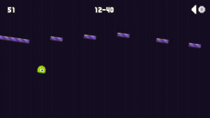 Pixel Slime U - platforming