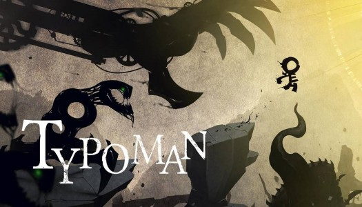 Typoman receives multiple award nominations