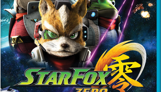 Star Fox Zero and Star Fox Guard to Launch April 22
