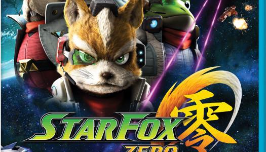 Star Fox Zero and Star Fox Guard to Launch April 22