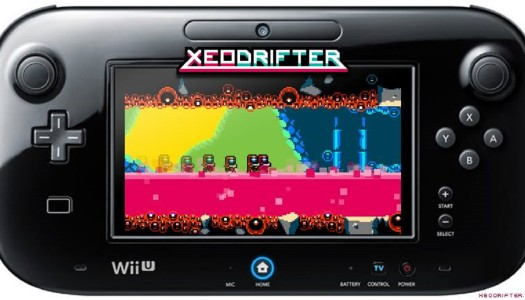 PN Review: Xeodrifter (Wii U eShop)