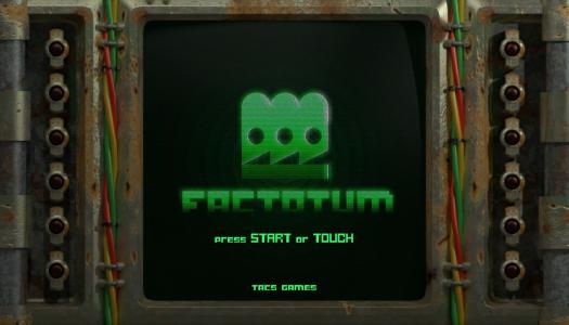 PN Review: Factotum (WiiU eShop)