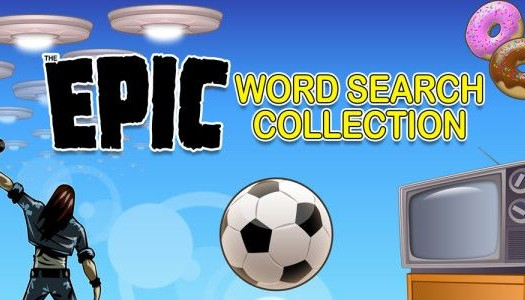 PN Review: Epic Word Search Collection(3DS)