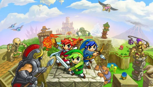 A Behind the Scenes Look at the Tri force Heroes Main Theme