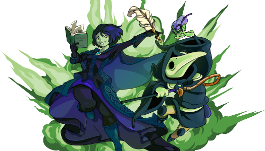 PN Review: Shovel Knight – Plague of Shadows