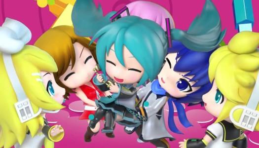 PN Review: Hatsune Miku: Project Mirai DX