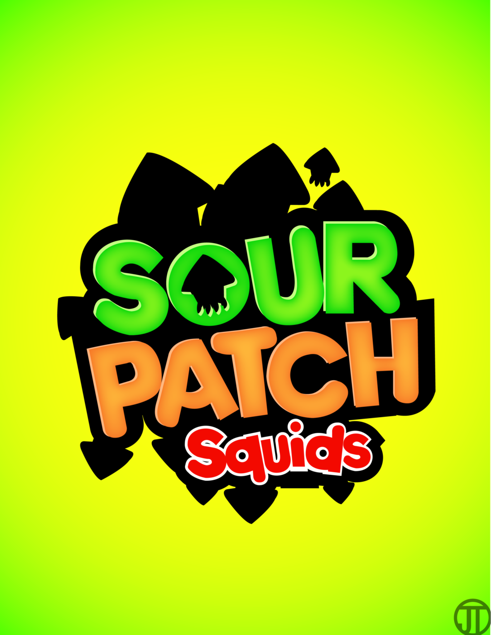 Sour Patch Kids Logo