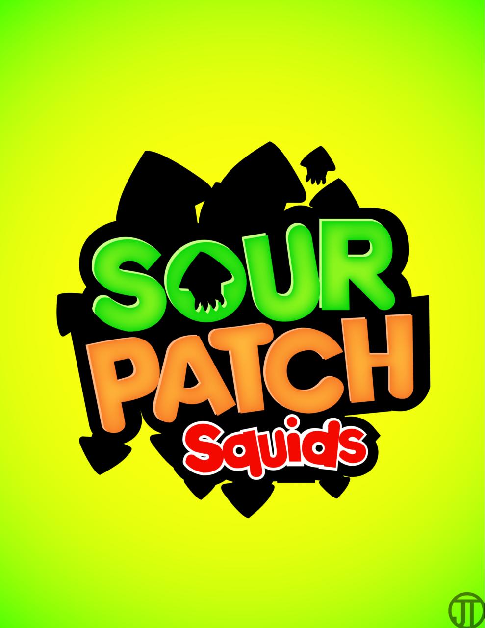 Sour Patch Squids