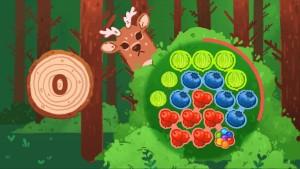 Cutie Pets Pick Berries - gameplay