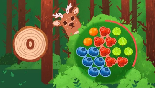 Review: Cutie Pets Pick Berries