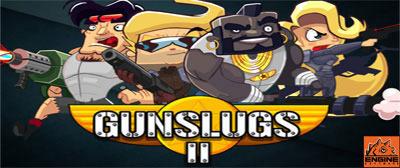 Gunslugs II banner
