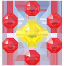 Miiverse Stamp beads