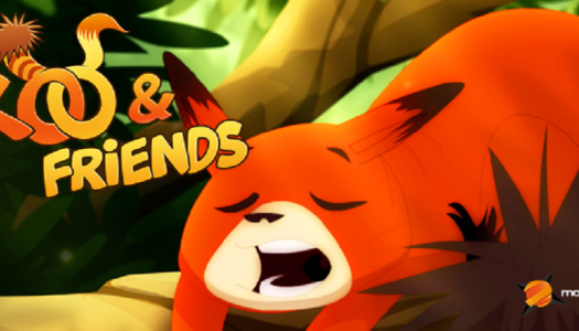 Rakoo & Friends Release Date Announced