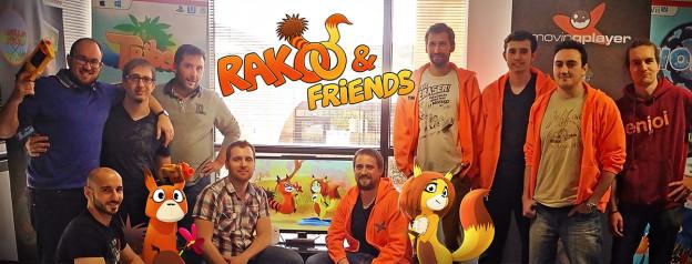 Rakoo & Friends - dev team