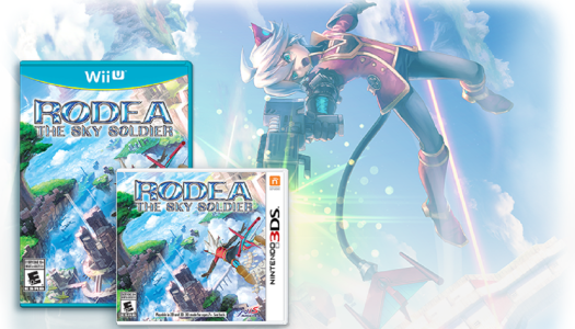 Rodea the Sky Soldier – Boss Introduction Trailer
