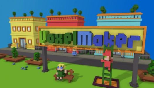 PN Review: VoxelMaker (WiiU eShop)