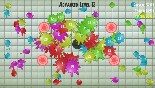 Review: COLOR BOMBS (WiiU eShop)