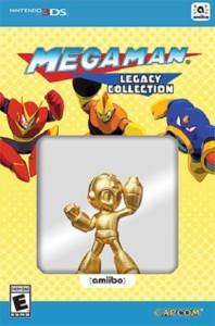 Mega Man Gold amiibo