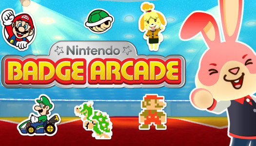 Review: Nintendo Badge Arcade (3DS)