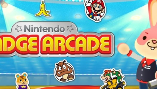 Nintendo Badge Arcade Out Now In North America