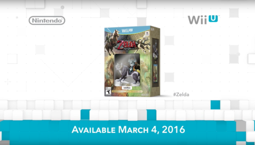 Nintendo Direct Details Twilight Princess HD for Wii U