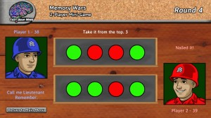 Test Your Mind - Memory Wars