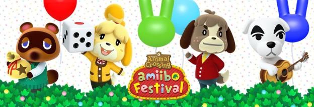 amiibo Festival - banner
