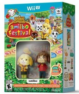 amiibo Festival - box