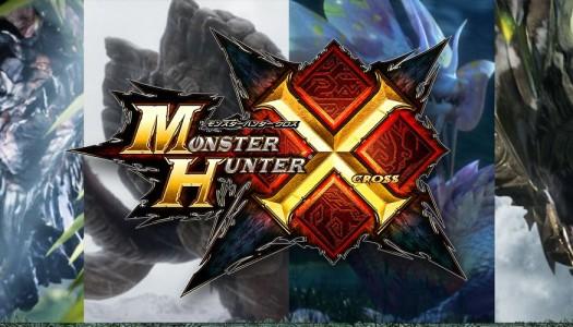 Capcom releases Monster Hunter X opening video