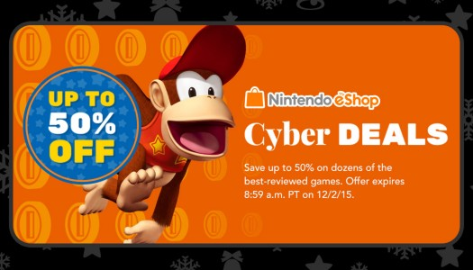 List of Wii U and 3DS eShop Cyber Deals