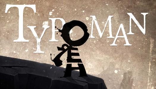 Review: Typoman (Wii U eShop)