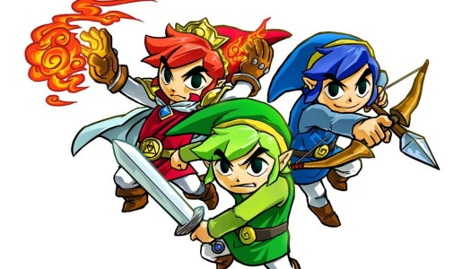 New update released for The Legend of Zelda: Tri Force Heroes