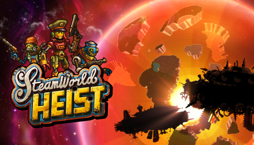 Review: Steam World Heist (3DS)