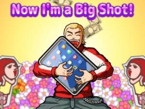 Johnny's Payday Panic - big shot
