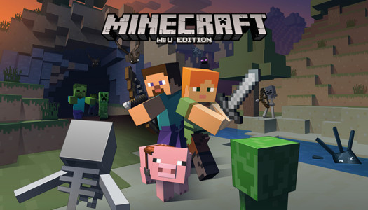 Review: Minecraft: Wii U Edition