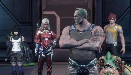 PSA: Xenoblade Chronicles X BFF's Affinity Mission Warning