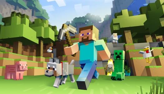 PR: Best-Selling Sandbox Game Minecraft Heads to Nintendo's Wii U Console