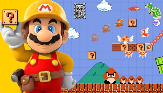 PR: Super Mario Maker Update Adds Never-Before-Seen Items, Bookmark Web Portal