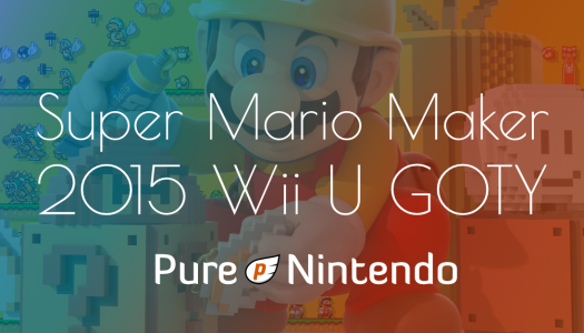 2015 Pure Nintendo Award Winners – Staff Picks