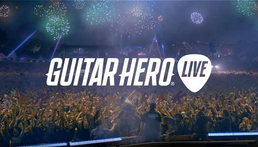 PR: Guitar Hero Live Debuts The Exclusive Premier of Def Leppard's New Music Video 'Dangerous'
