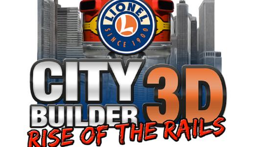 Review: Lionel City Builder 3D: Rise of the Rails (3DS eShop)