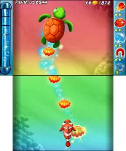 Ocean Runner - turtle bonus