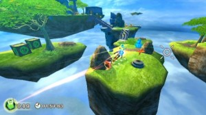 Rodea Wii - NGamer gameplay
