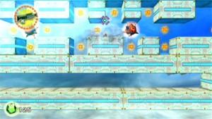 Rodea Wii - door puzzle - kotaku