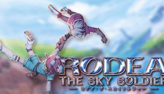 Review: Rodea the Sky Soldier (Wii)