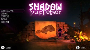 Shadow Puppeteer - title
