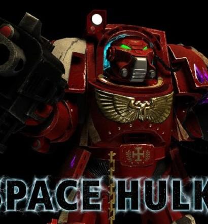 Space Hulk - title